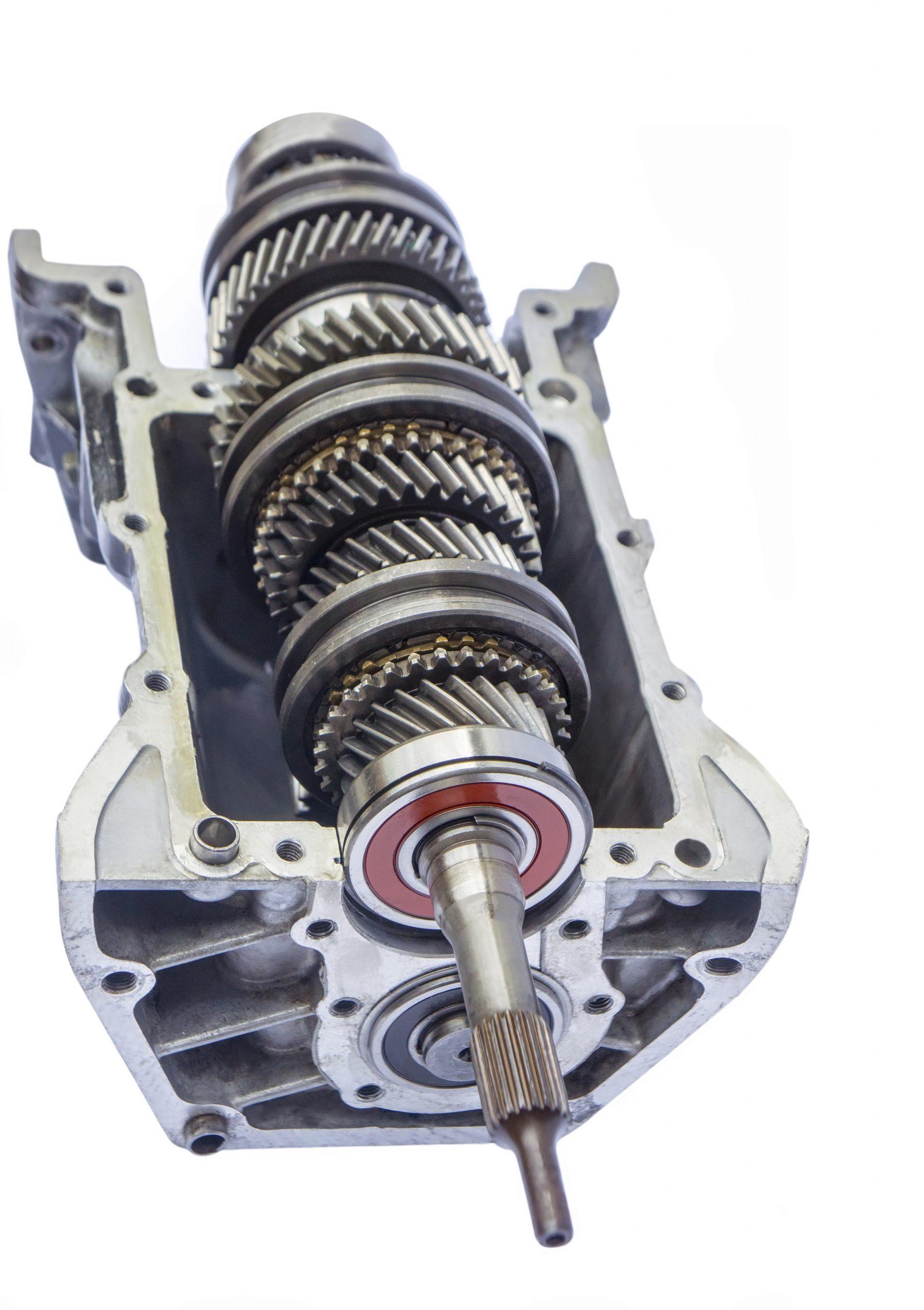 Performance gear box